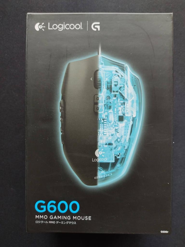 ロジクール G600、Logicool G600、G600r