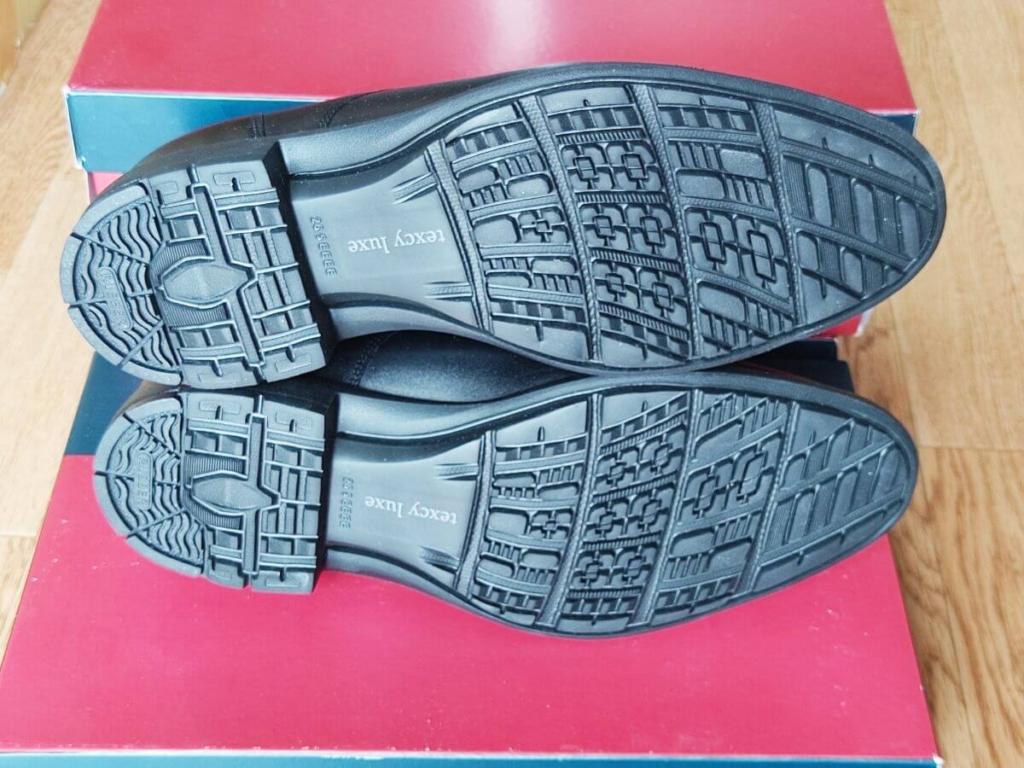 テクシーリュクス(texy luxe) 靴裏
